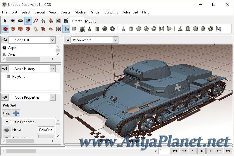 Топ-10 лучших бесплатных программ моделирования для 3d-печати