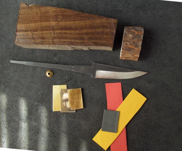 Технология изготовления кованых ножей, сфера их применения