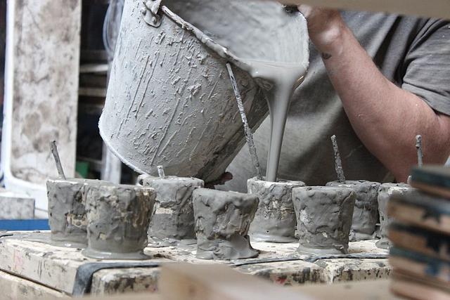 Художественный бетон