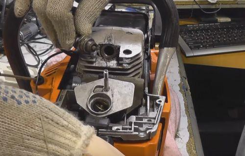 Основные неисправности бензопил штиль и инструкции по ремонту своими руками — разъясняем вопрос