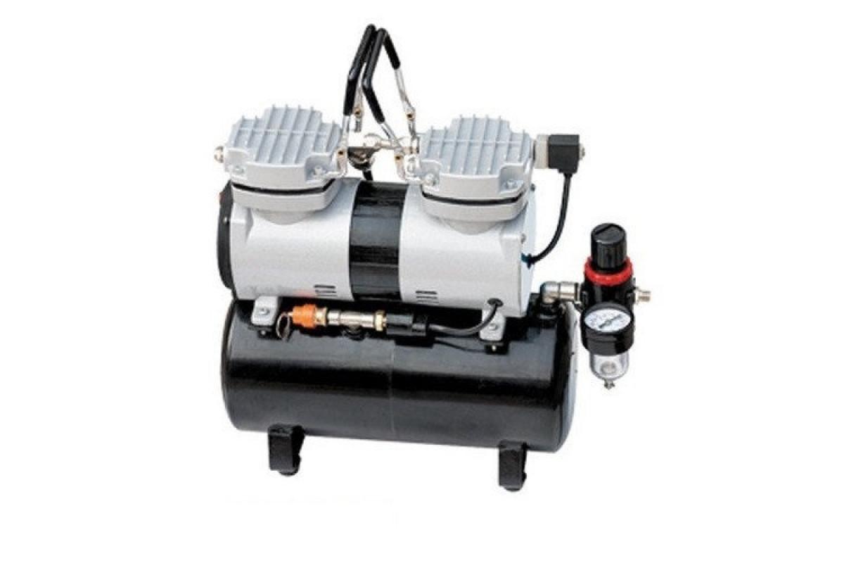 Описание особенности устройства масляных и безмасляных компрессоров