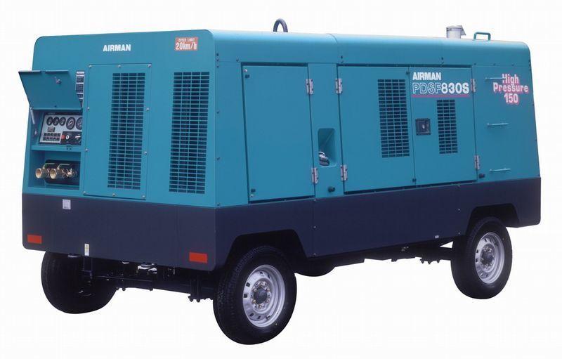 О дизельных компрессорах