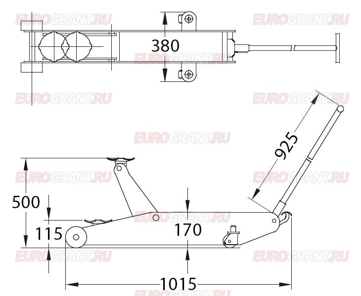 Домкрат своими руками: 6 различных механизмов для подъёма авто
