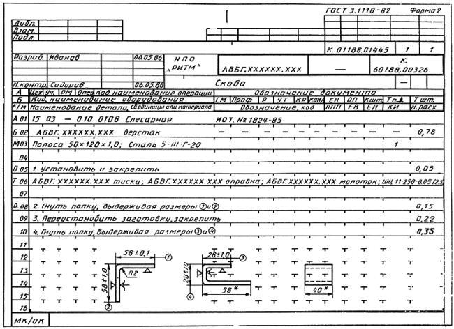 Карта технологического процесса сварки: типовая карта на работы по дуговой сварке металлоконструкций