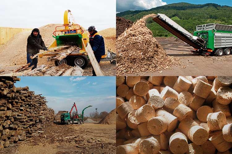 Безотходное производство в деревоперерабатывающей промышленности