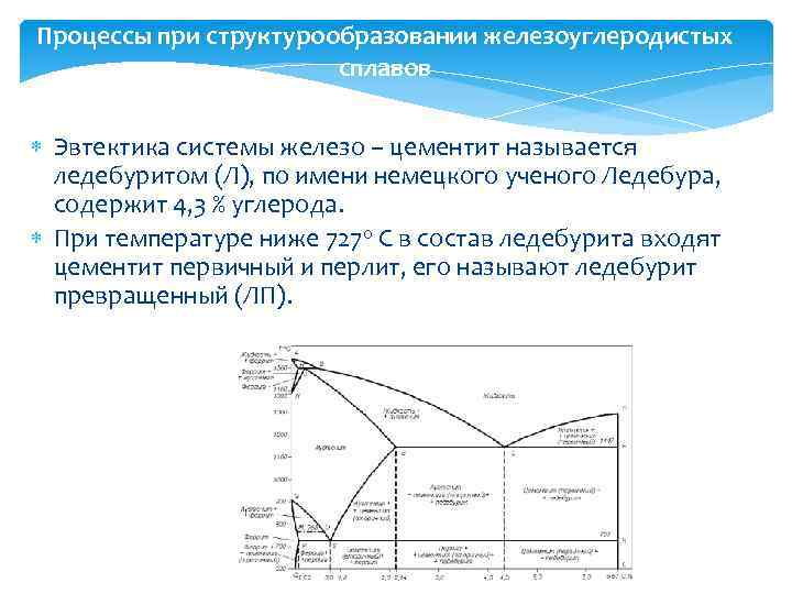 Ледебурит : definition of ледебурит and synonyms of ледебурит (russian)