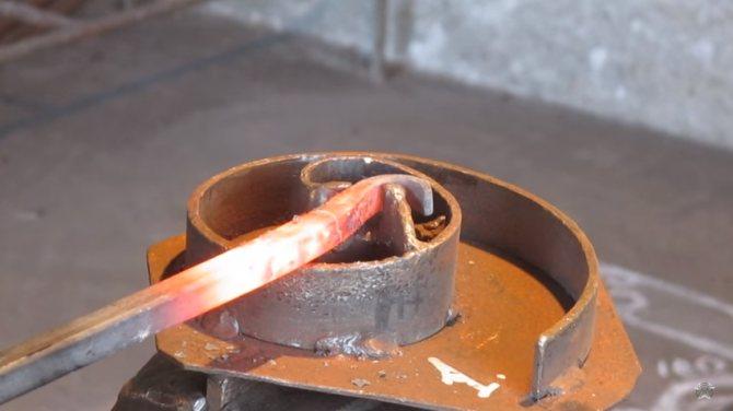 Оборудование для ковки горячего и холодного типа