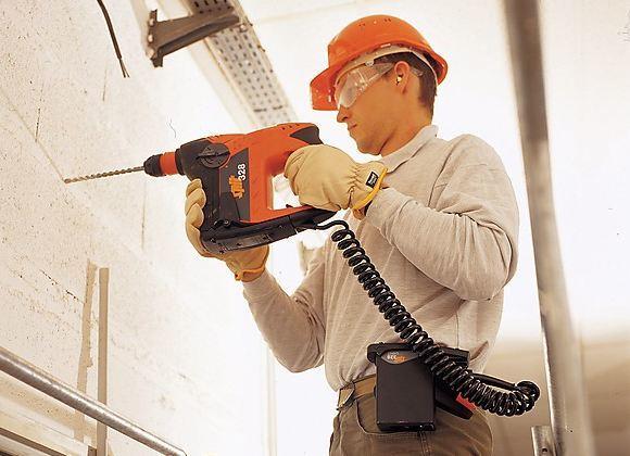 Как выбрать перфоратор для строительных работ