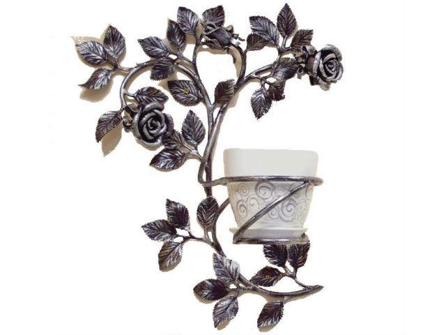 Кованые цветы