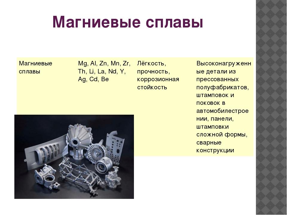 Маркировка цветных металлов и сплавов