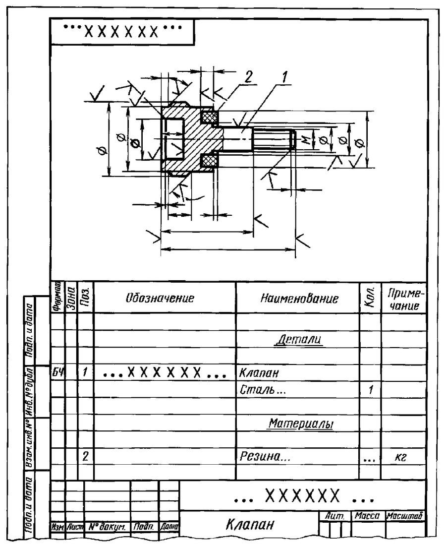 Конструкции пружин сжатия и растяжения