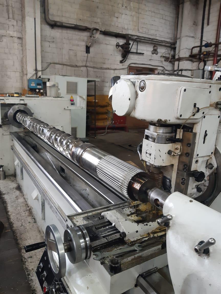 Восстановление шлицов на валу оборудование, технологии