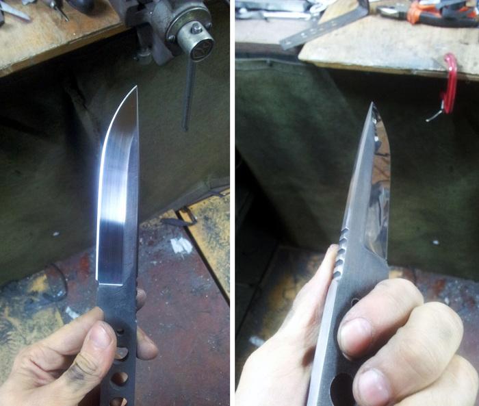 Ножи из напильника делаем в домашних условиях – мои инструменты