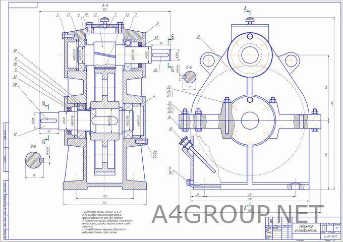 Мотор-редуктор: виды, характеристики, ремонт, защита