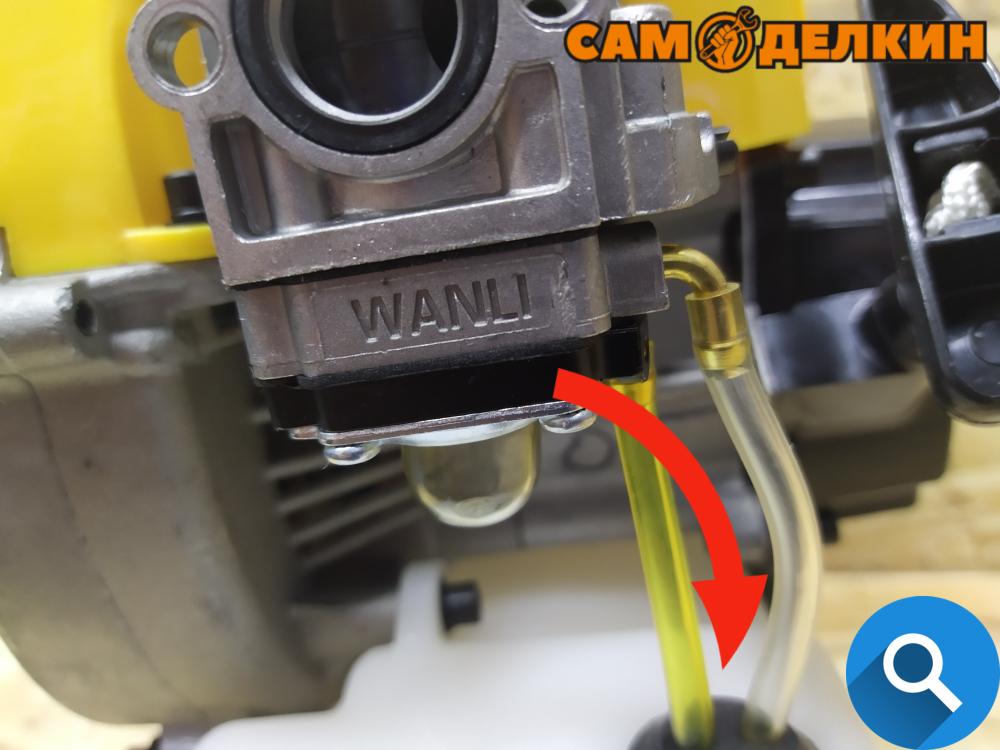 Особенности ремонта бензокосы своими руками