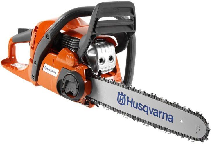 Бензопила hammer bpl4518a