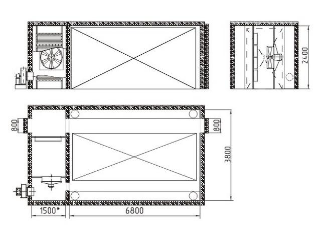 Конвективные сушильные камеры, требования кконструкции