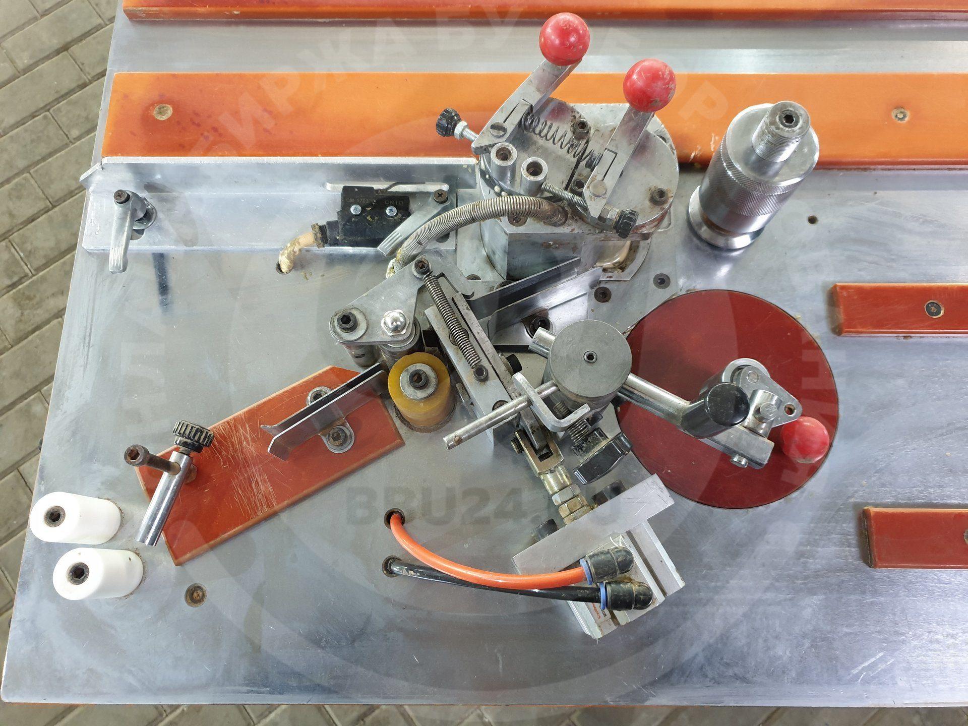 Кромкооблицовочные станки для производства мебели