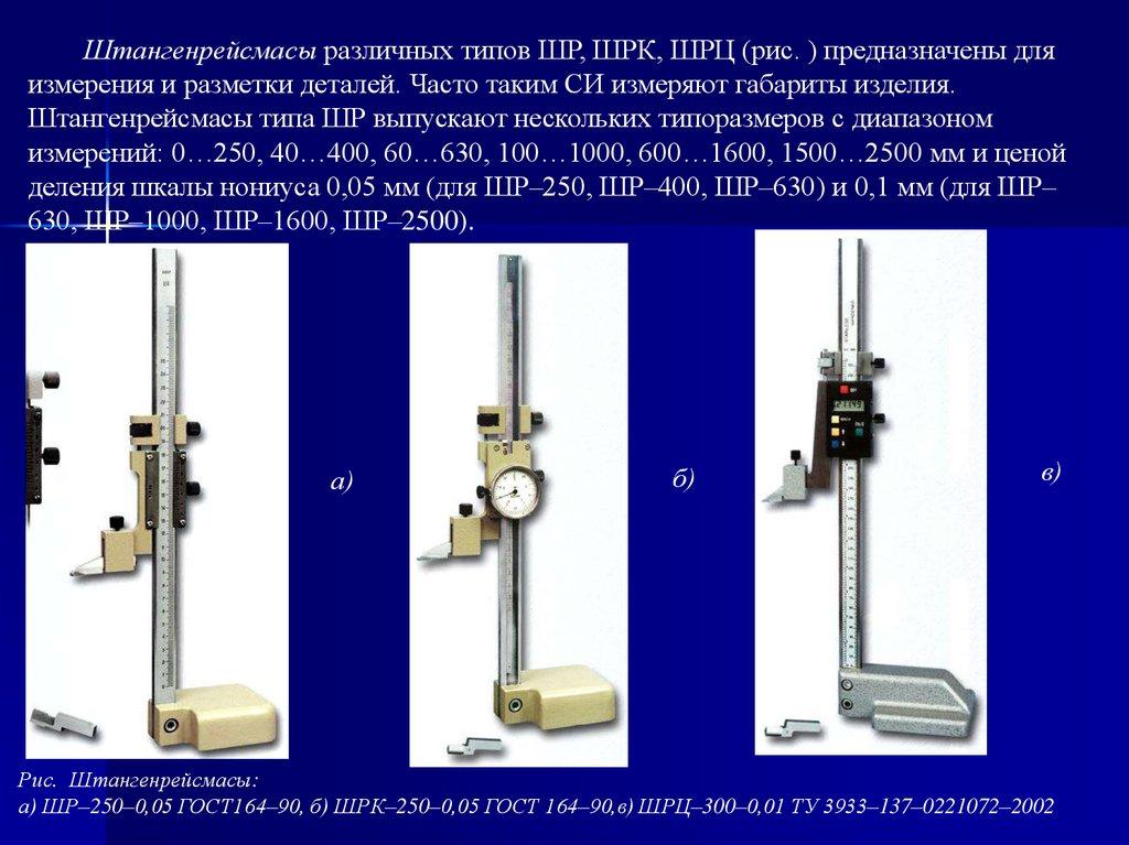 71199-18: шр, шрк штангенрейсмасы - производители и поставщики