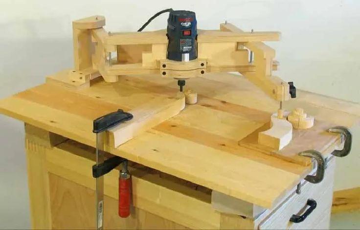 Работа ручным фрезером по дереву: фото, видео