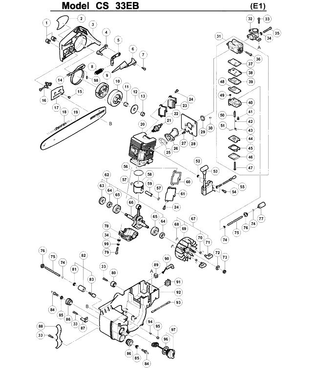 Пила цепная бензиновая hitachi cs33eb (htc-cs33eb) купить от 8249 руб в перми, сравнить цены, отзывы, видео обзоры и характеристики