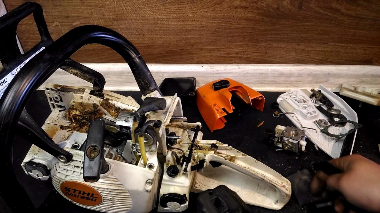 Бензопила штиль ms 180 – характеристики, неисправности и ремонт