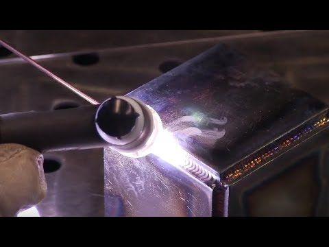Как варить силумин аргоном
