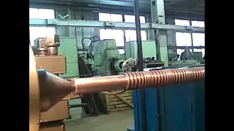 Приспособление для навивки пружин к токарному станку