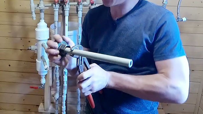 Нарезка резьбы на трубы: доступные способы и методы их применения