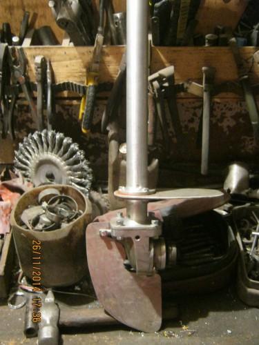Лодочный мотор из пилы дружба. самодельный лодочный мотор из бензопилы: сборка и монтаж конструкции.
