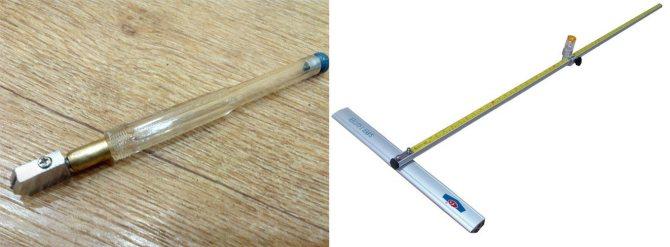 Как правильно пользоваться стеклорезом: особенности использования инструмента