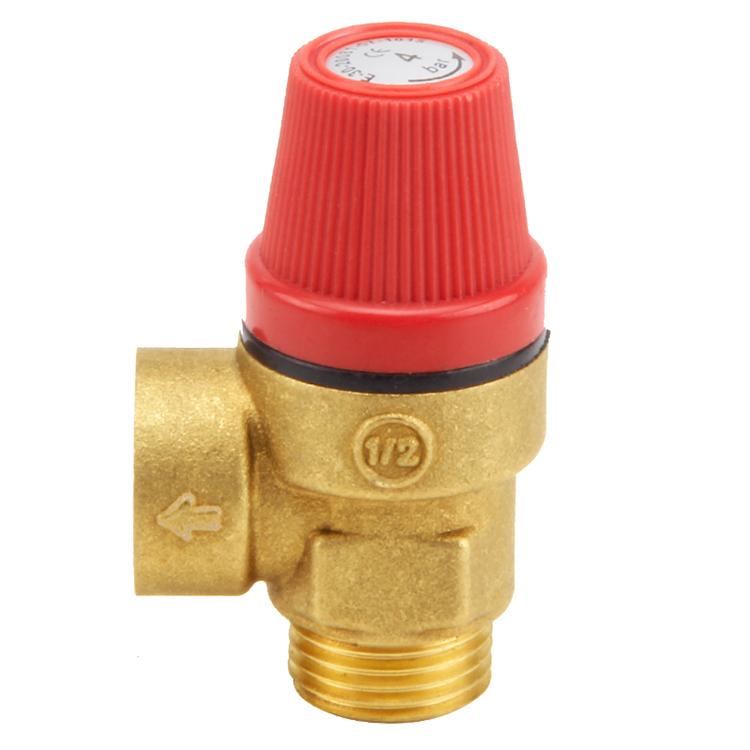 Клапан предохранительный для сброса избыточного давления в трубопроводной системе. как выбрать правильный клапан аварийного сброса избыточного давления для воды?