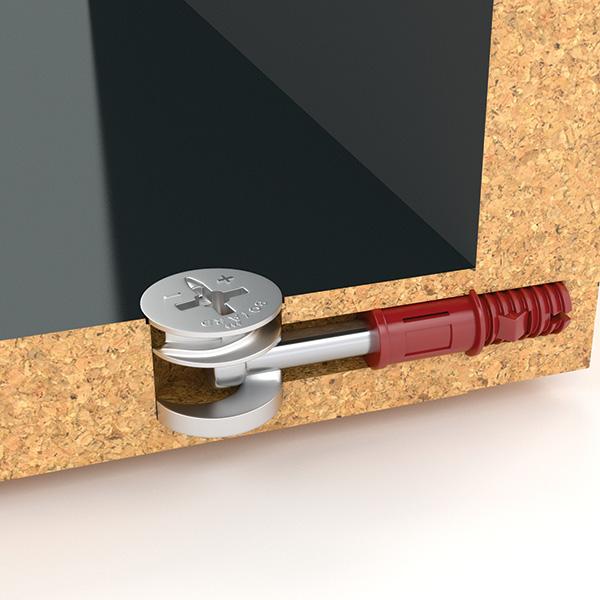 Как ставить стяжку эксцентриковую мебели мебели? - домашний уют от agrostroy2.ru