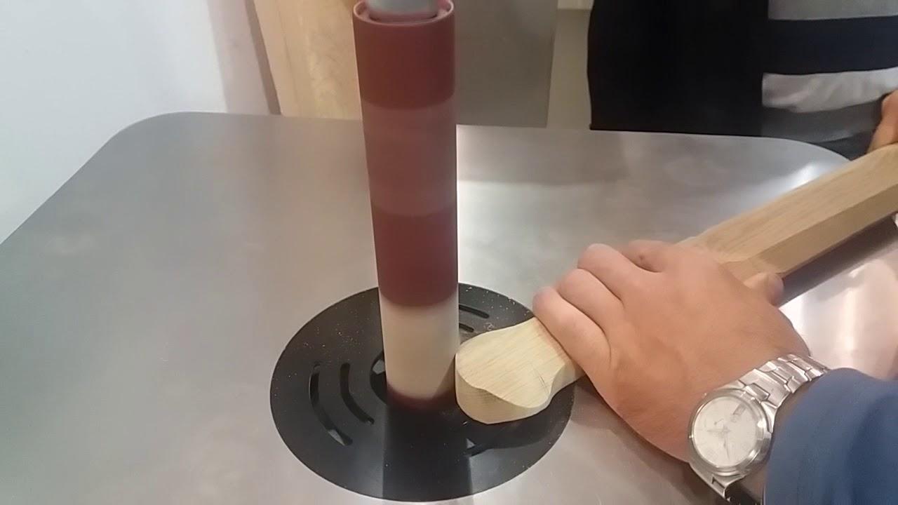 Шлифовальный станок по дереву: как сделать его своими руками?
