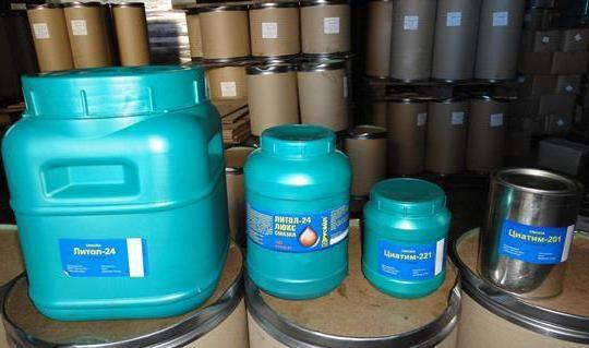 Смазывающий состав циатим 221 — характеристики, свойства, цена