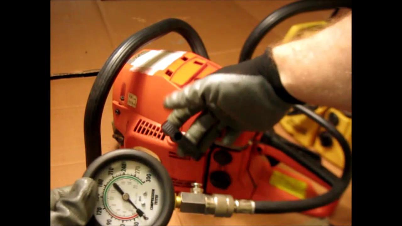 Диагностика и устранение неисправностей, регулировка и ремонт бензопил