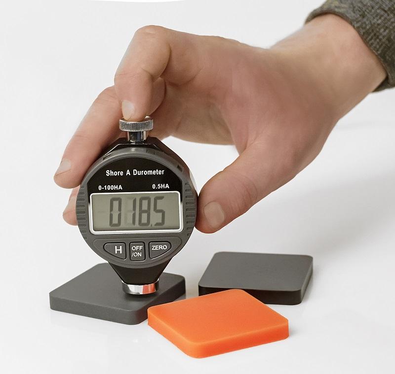 Приборы для измерения твердости материалов по шору а и d (дюрометры) твр-а, твр-ам, твр-d, твр-dм