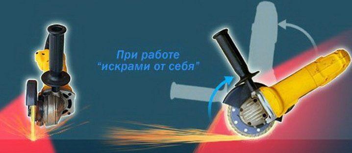 Как правильно работать болгаркой: пошаговая инструкция