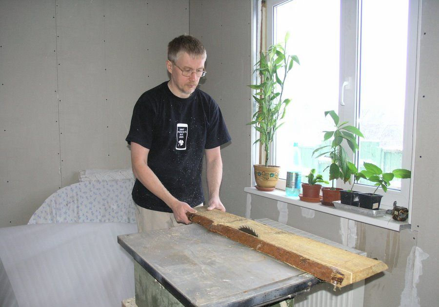 Вагонка своими руками: как сделать в домашних условиях, как делают - процесс изготовления на циркулярке, ножи для производства