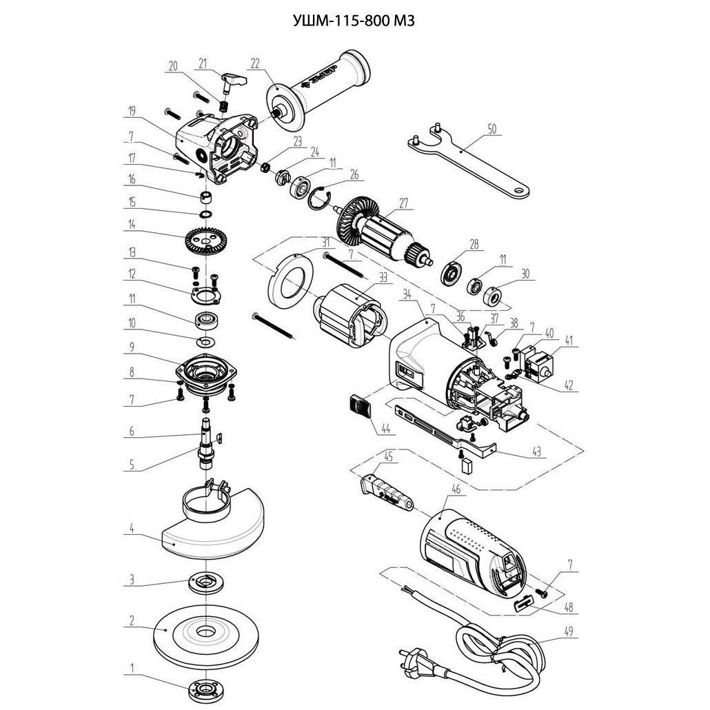 Угловая шлифовальная машина: число оборотов и другие параметры, как выбрать, видео и фото