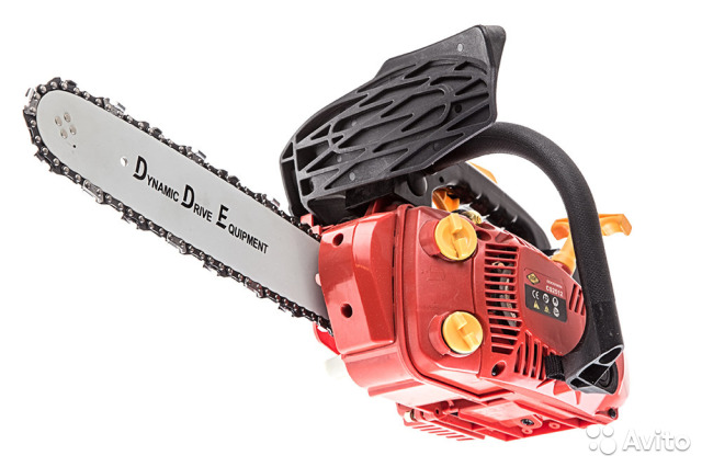 Бензопилы dde («dynamic drive equipment»)