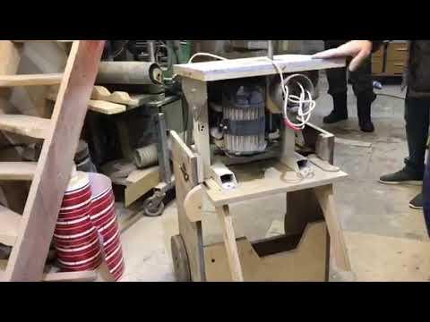 Осцилляционный шпиндельный шлифовальный станок своими руками - станки, сварка, металлообработка