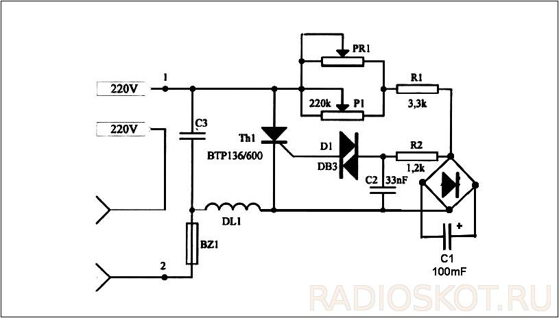 Как своими руками изготовить устройство плавного пуска для электроинструмента