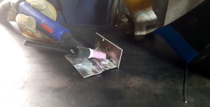Технология сварки алюминия электродом