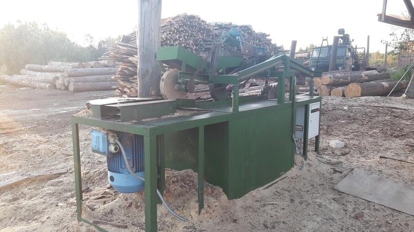Горбыльно перерабатывающий станок - характеристики и применение