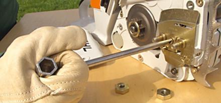 Цепь для бензопилы. опыт ремонта цепи бензопилы. как отремонтировать и укоротить цепь.