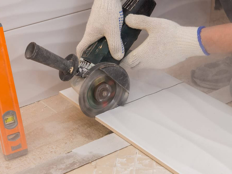 Чем резать керамогранит в домашних условиях: советы
