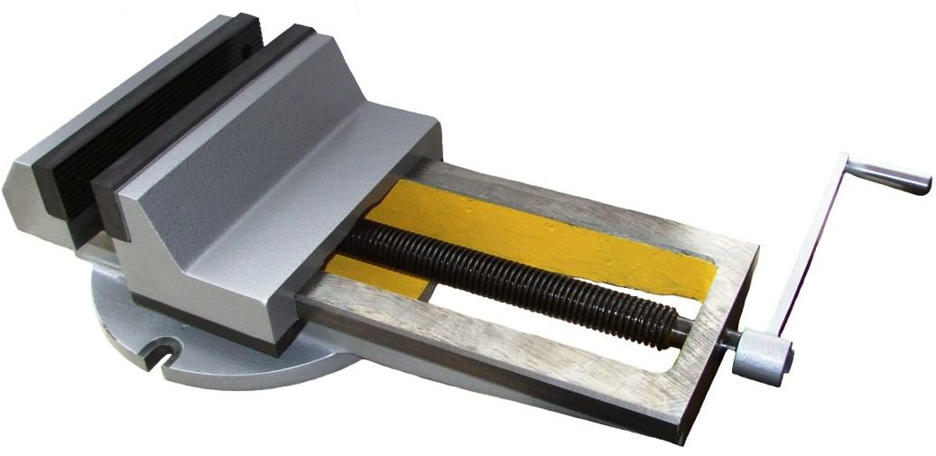 Поворотные тиски: стальные шарнирно-поворотные, поворотные в двух плоскостях, наклонно-поворотные и с трехповоротным основанием