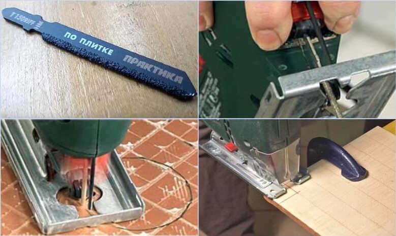 Чем и как резать керамогранит в домашних условиях без сколов