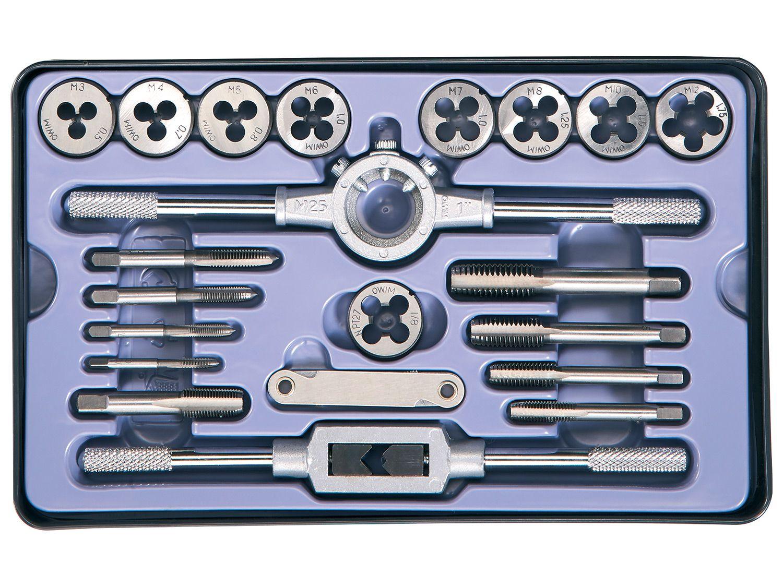 Слесарное дело. инструменты для нарезания резьбы